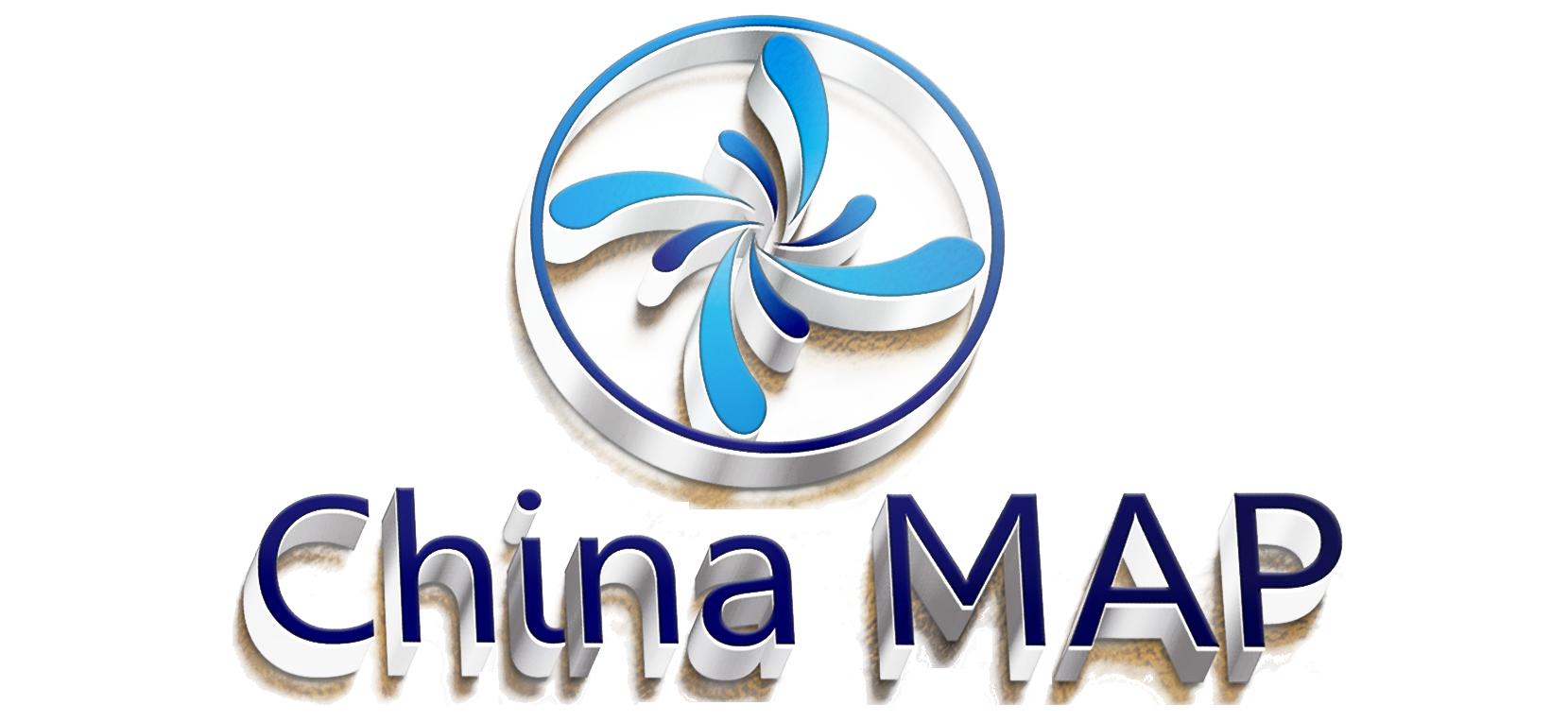 chinaMap-3D